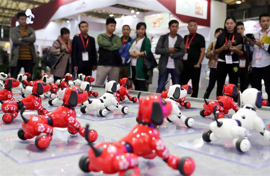2018中国婴童展在沪开幕