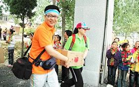 志愿服务超六千小时:从兴趣到责任和担当