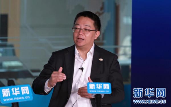绿地商贸集团董事长薛迎杰:瞄准消费升级 积极向商贸产业链上下游拓展