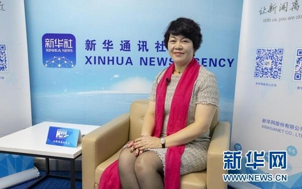 来伊份总裁郁瑞芬:让华人能在世界每个角落尝到家乡的味道