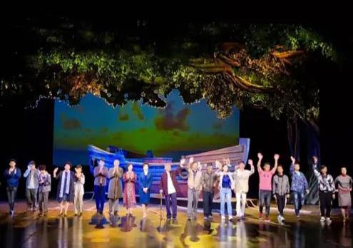 《船歌》亮相美琪大戏院