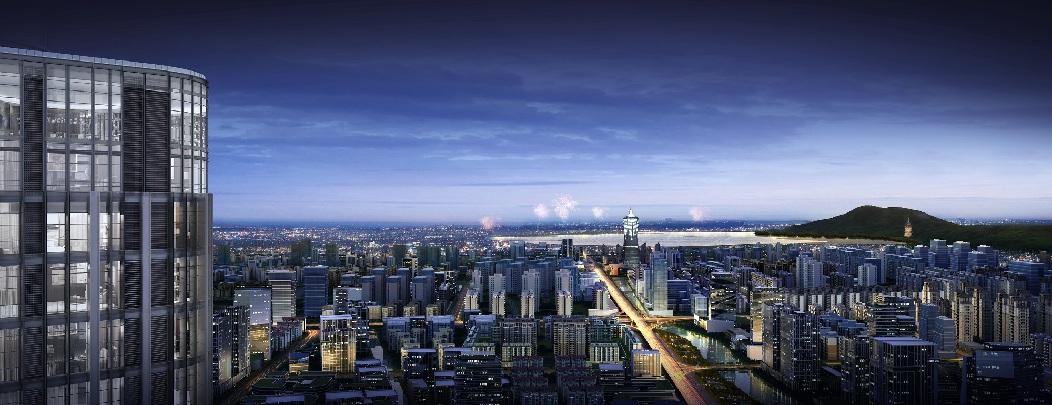 中国铁建·国际汇(杭州)