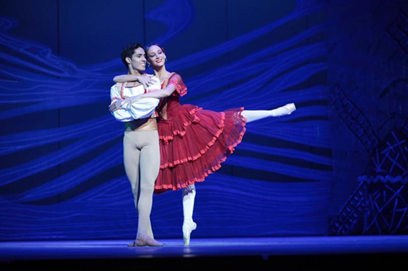 经典舞剧《堂·吉诃德》压轴第二十届上海艺术节
