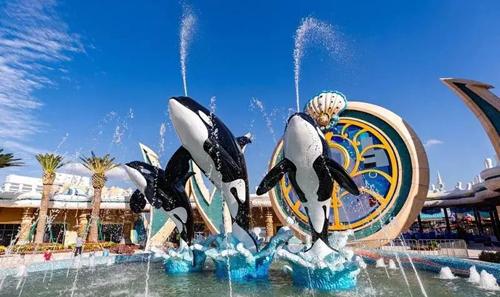 """海昌海洋公园开园 盘点沪上有趣的""""海""""味场馆"""