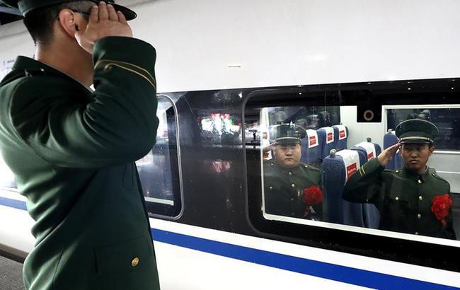 上海:退伍季 返故乡