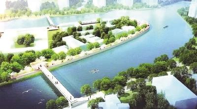 苏州河着眼岸线全线贯通 规划八大景观