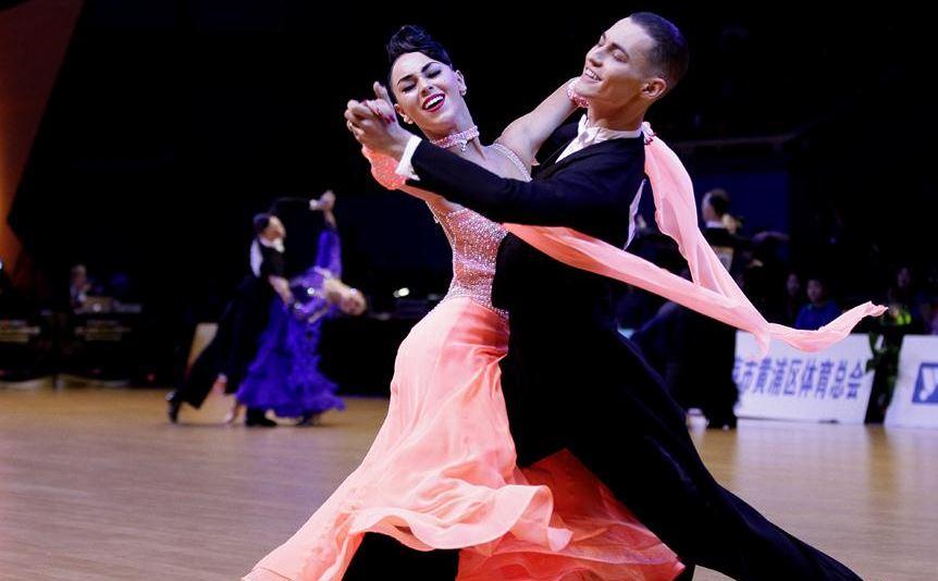 澳门巴黎人娱乐场体育舞蹈精英赛在上海举行