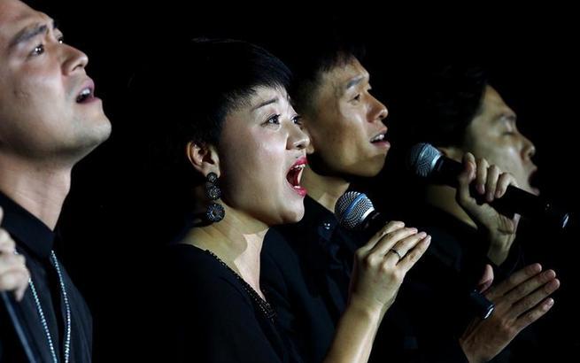 上海举行阿卡贝拉主题音乐会