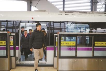 上海轨交5号线南延伸段年底通车试运营