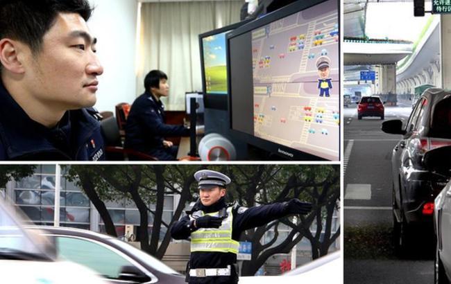 """上海:巧用""""新型通过法""""缓解拥堵"""