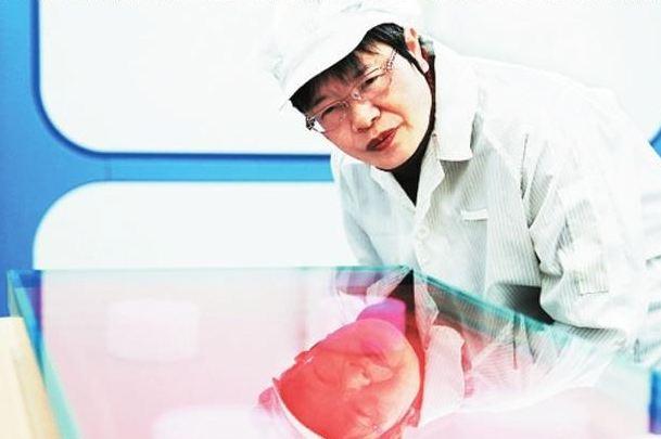 女科学家的钕玻璃梦
