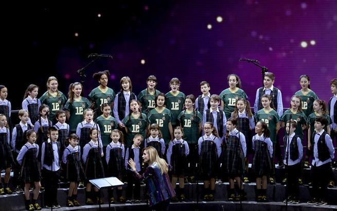 上海:意大利安东尼亚诺小合唱团唱响新年音乐会