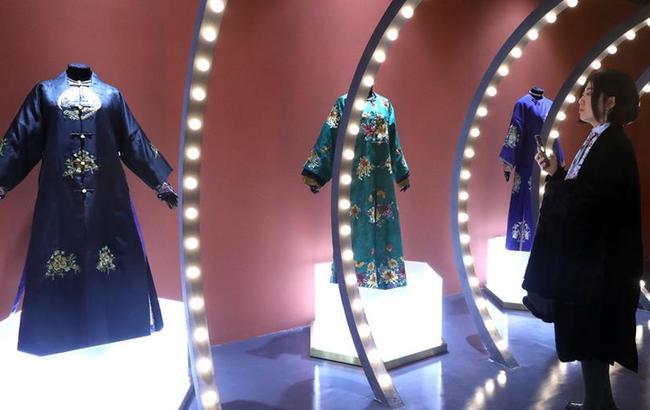 时尚美学特展 展示非遗风采