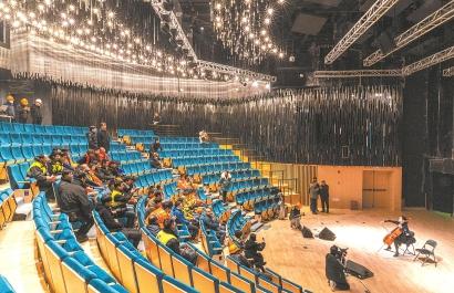 """沪郊第一座全国A级剧场""""九棵树""""10月试运营"""