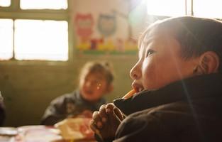 海油发展上海青年志愿者赴甘南助学扶贫侧记
