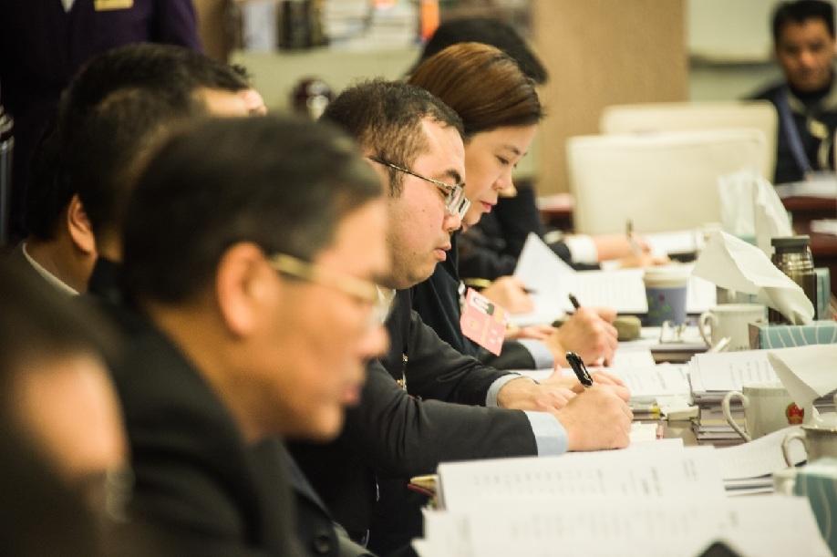 【两会现场】各讨论组代表建言献策,为2019年谋篇布局