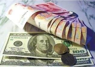 21日人民币对美元汇率中间价上调338个基点