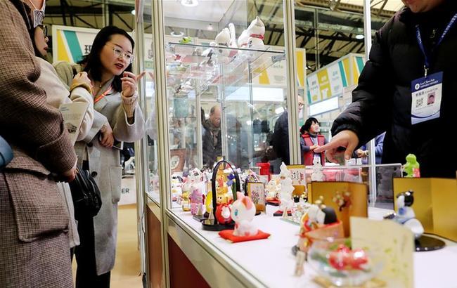 第29届中国华东进出口商?#26041;?#26131;会在上海开幕
