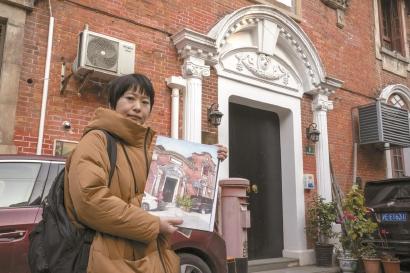 弄?#32654;?#38271;大的上海小姑娘描摹品读记忆中的城市