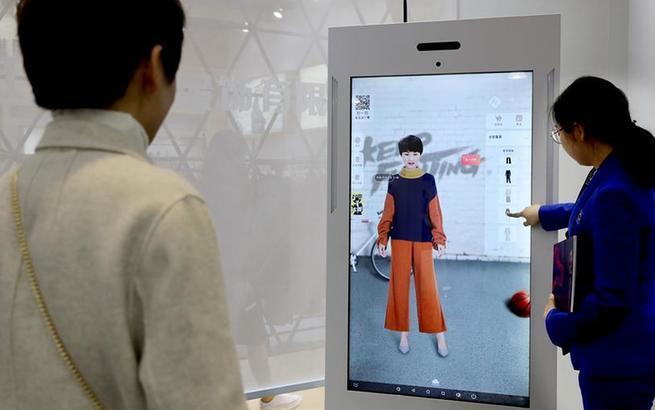 2019中国国际服装服饰博览会在沪开幕
