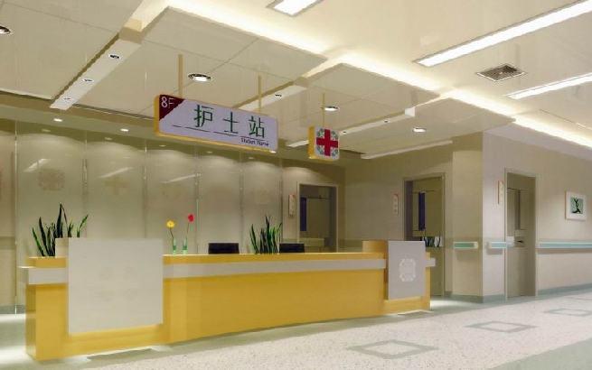 这家民办医疗机构开进了商务楼