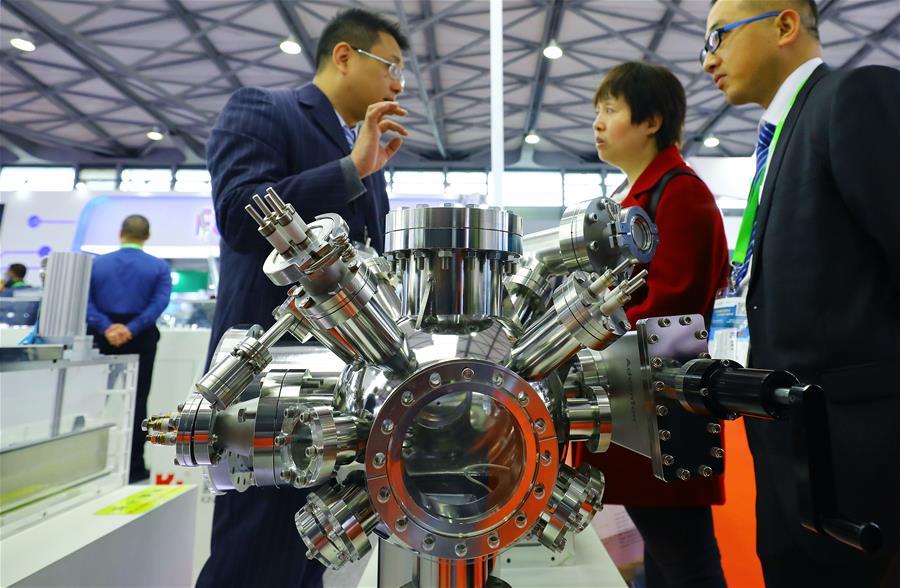 2019国际半导体展在上海开幕