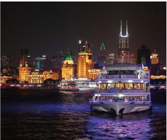 看大戏游上海文化旅游手册(企业特色路线)