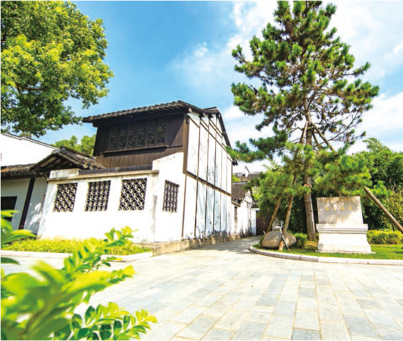 看大戏游上海文化旅游手册(潮流民宿)