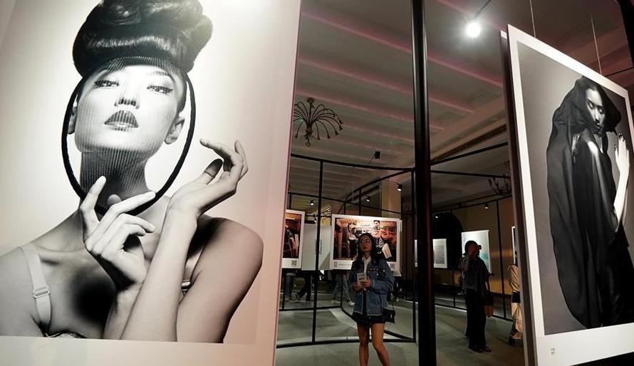 上海时尚周末 潮人潮衣潮展