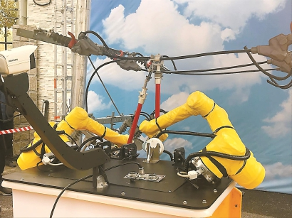 上海建成首個泛在電力物聯網領域實驗室