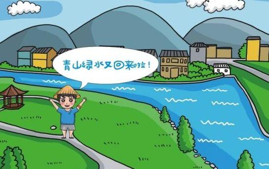上海金山:人人參與護河,才能長治久清