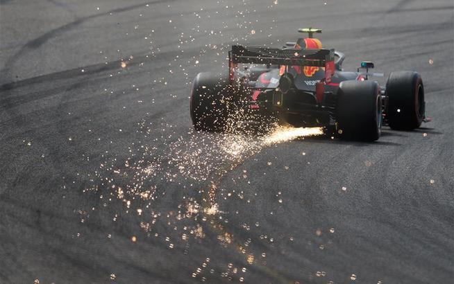 賽車——F1中國大獎賽:博塔斯奪得桿位