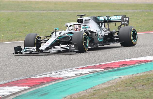 賽車——F1中國大獎賽:漢密爾頓奪得冠軍