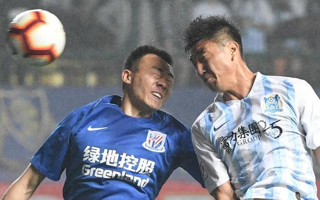 中超:广州富力胜上海申花