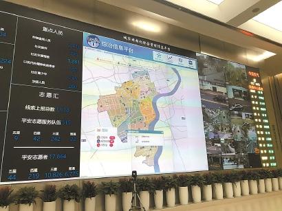 """徐匯區:官方版""""帶路地圖""""緩解醫院周邊擁堵"""