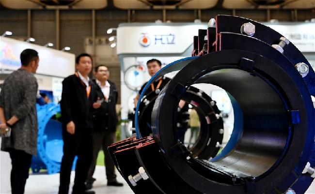 中國環博會在滬開幕