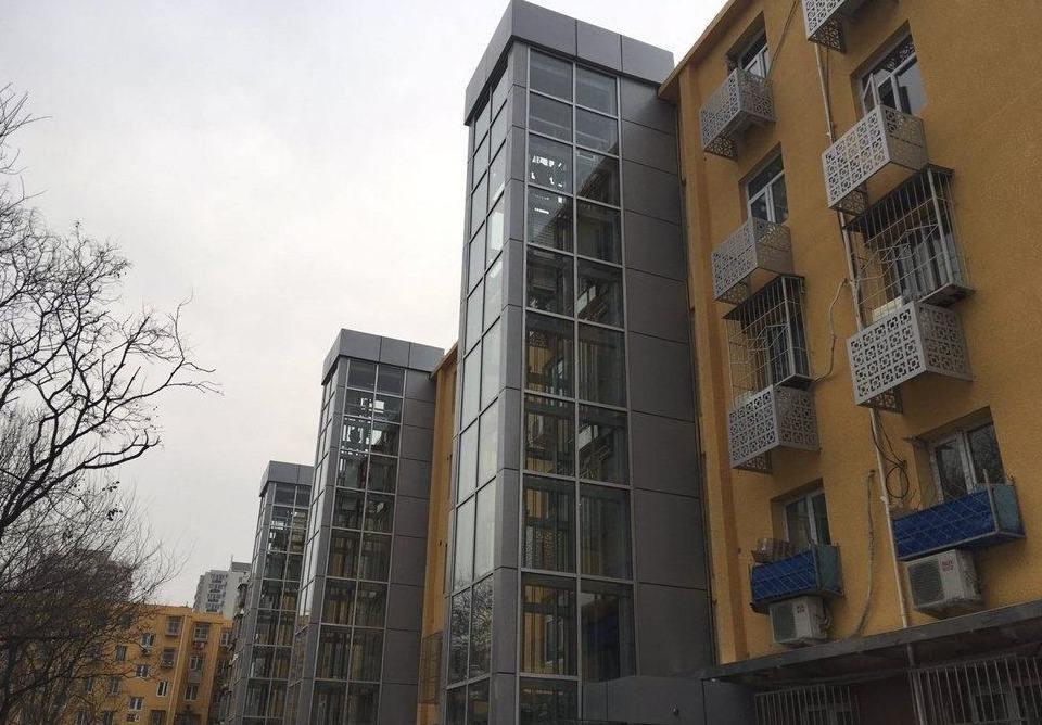 金山創新老房加裝電梯模式