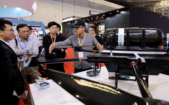 第七届澳门金沙博彩官网(上海)国际技术进出口交易会在沪开幕