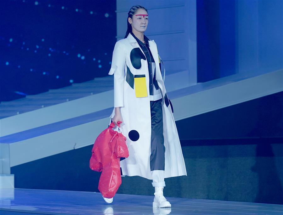 2019中国国际服装设计创新大赛在上海举行
