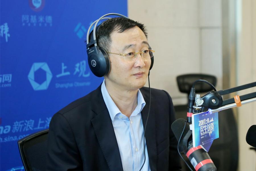 """""""互联网+医疗""""为上海市民健康提供精细化服务"""