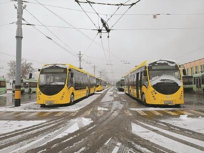 上海张江奥威科技为白俄罗斯带来绿色环保公交