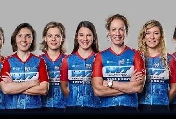 德国WNT ROTOR女子职业自行车队