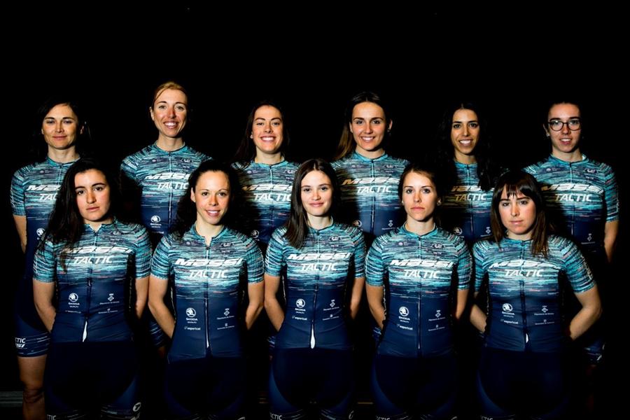 玛斯达迪女子职业自行车队