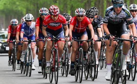 2019年环崇明岛国际自行车联盟女子公路世界巡回赛宣传片