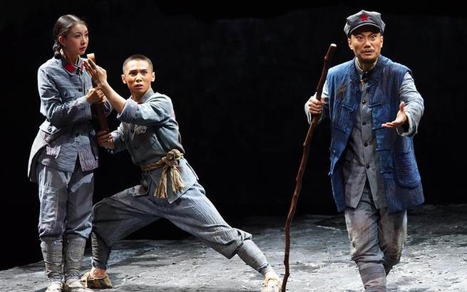 国家京剧院《红军故事》在十二艺节亮相