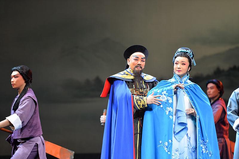 新编历史京剧《钦差林则徐》亮相第十二届中国艺术节