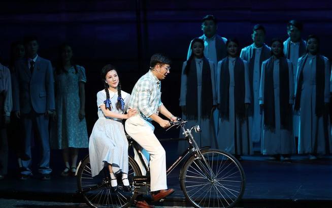 歌剧《在希望的田野上》沪上唱响