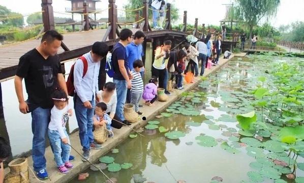 端午小长假申城各大景区推出近百个观光体验活动