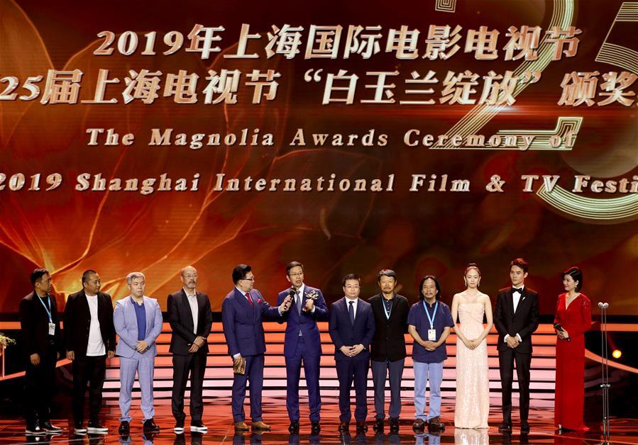 第25届上海电视节闭幕