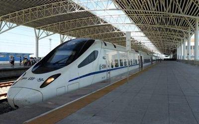 """2小时5分钟!合肥至上海将增开""""最快""""高铁"""